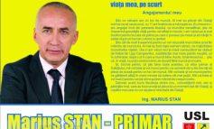 """MEGADEZVĂLUIRE: cînd era mic, Marius Stan tînjea """"după un borcan colorat cu șerbet"""""""