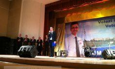 Ce fel și-a lansat Ciumacenco candidatura la Primărie