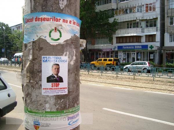 Dacă ajunge primar, Telegan promite că nu dărîmă stîlpii Electrica
