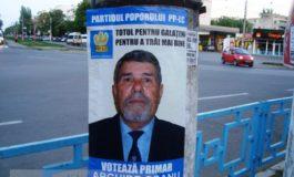 Candidat la Primăria Galați căutat de Poliția Electorală