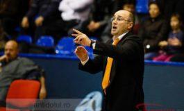 Florin Nini – primul antrenor  de baschet gălățean care va evolua în Euroligă