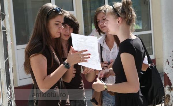 Nici Eminescu nu le-a purtat noroc elevilor la bacalaureat