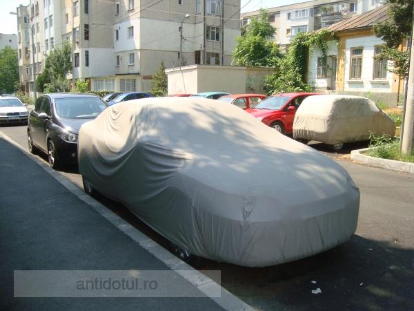 Nu credeam să mai văd vreodată în Galați mașini cu husa trasă pe ele