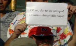PSD Galați angajează fomiști dispuși să protesteze în Piața Universității