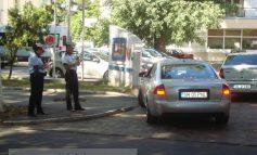 Doi polițiști locali bucuroși că au prins un prost de șofer străin de Galați