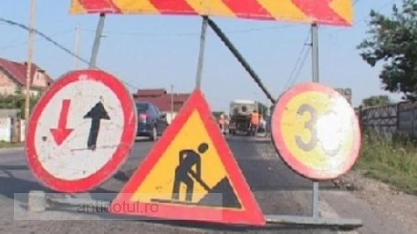 Mîine și poimîine se asfaltează pe strada Gării