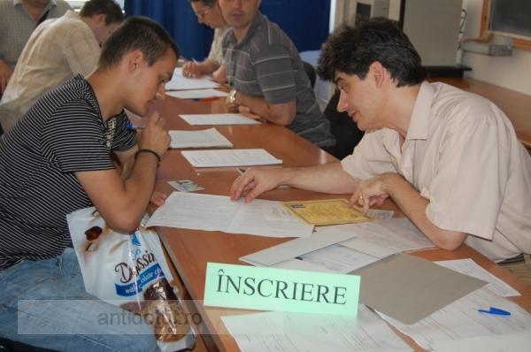 """Mîine e ultima zi de înscrieri la Universitatea """"Dunărea de Jos"""""""