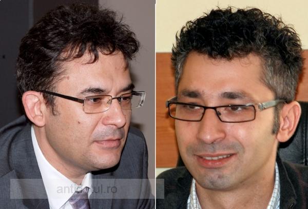 Cuplul politic Resmeriță – Ciumacenco are misiunea de a reșapa PDL-ul