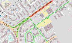 Modernizarea străzii Oțelarilor le dă bătăi de cap șoferilor