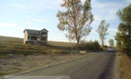 Tîmpenia de la Smârdan: vilă construită în cîmp