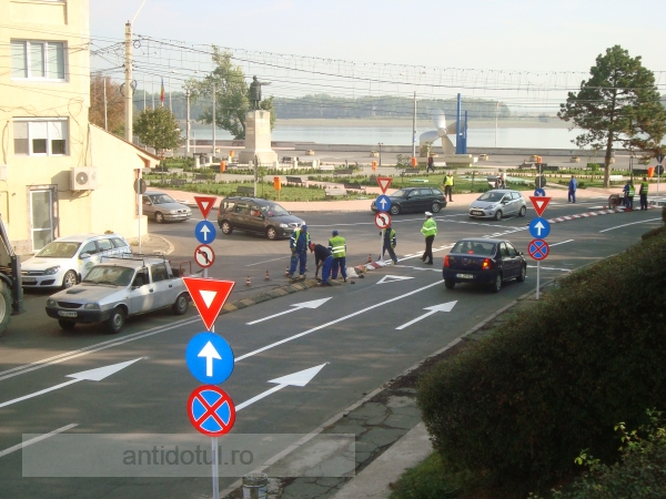 """""""Noul trafic"""": Marius Stan a schimbat regulile de circulație pe faleză (video)"""