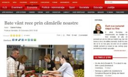 """Argații lui Marian Băilă de la """"Viața liberă"""" își urlă foamea în ziar"""