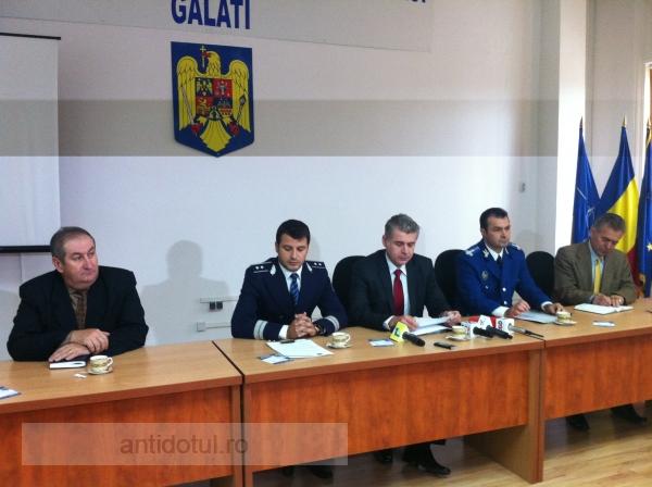 Votează legal, poliția lui Dănuț e cu ochii pe tine