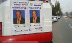 Nestor Călin, candidatul zombi (foto)