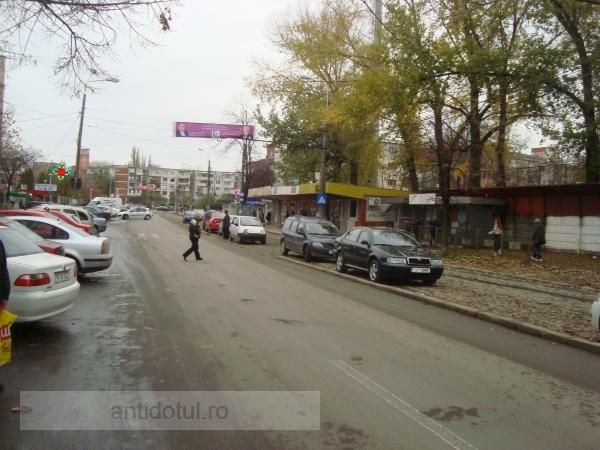 Marius Stan a găsit pe stradă niște locuri de parcare