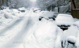 Cu prilejul primei ninsori, gălățenii se bucură de o dezlegare la Transurb