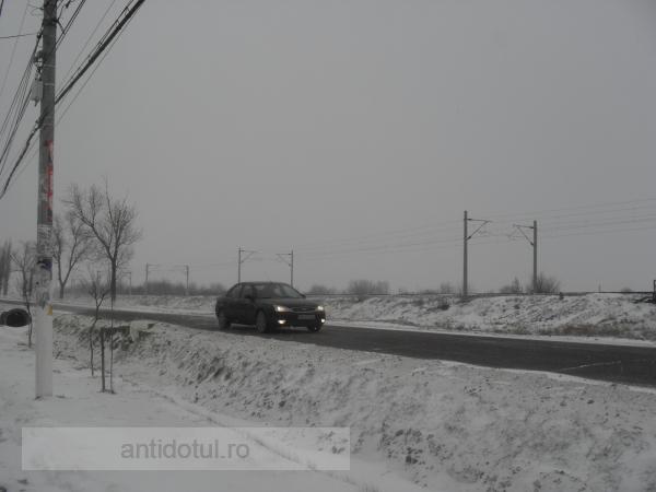 Ciudat. Ninge-n decembrie!