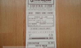 Al doilea bilet cîștigător la pariuri, în nici 24 de ore