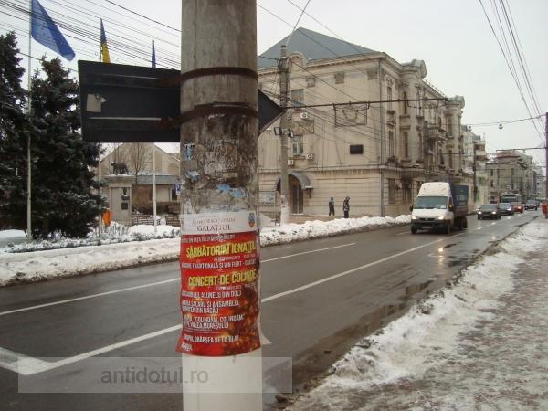 Primarul Marius Stan, bun de amendat de Poliția Locală Galați