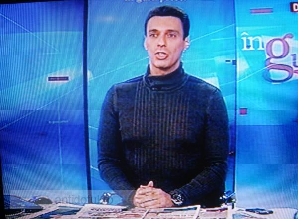 Mircea Badea are țîțele lăsate (foto)