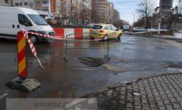 Lucrari de intretinere si reparatii stradale 5.11.2018- 9.11.2018