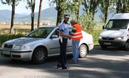 Rutiera și RAR-ul ies la vînătoare de autoturisme defecte