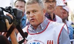 Liderul de sindicat Mircea Scântei chiar că a ajuns mare: s-a făcut cît boul