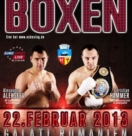 Gala de Box se va desfășura, pînă la urmă, la Patinoar