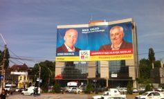 Primarul Stan și președintele CJ Bacalbașa s-au dat la fund de Ziua Unirii