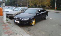 Sînt șmecher cu Audi de fițe, din Galați, dar n-am 1 leu de parcare