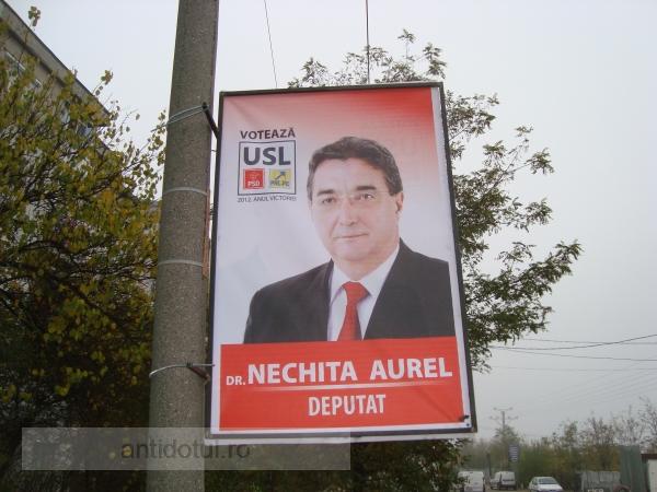 Colegiul 9 Deputați e blestemat: Boldea – arestat, acum dr. Nechita e dat afară