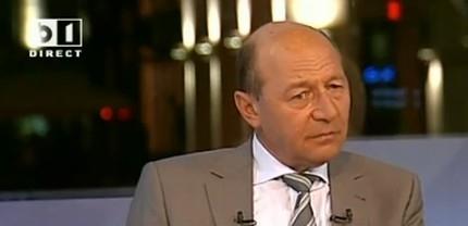 """Băsescu își bate joc de USL: """"Dacă mă mai suspendă o dată, abia aștept să îi bat"""""""