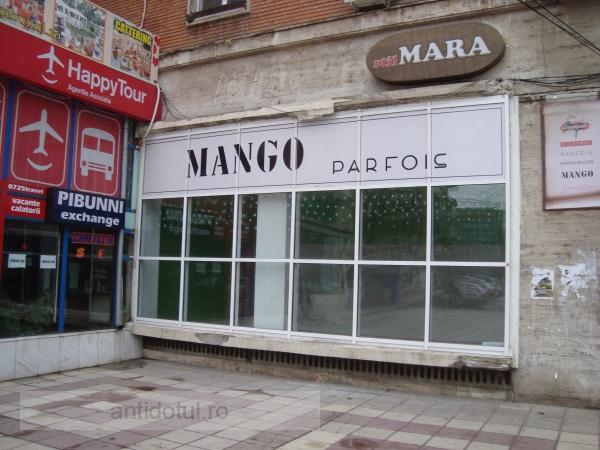 Micile afaceri din Noul Galați mor pe capete. Astăzi, magazinul Mango