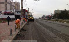 Mîine se asfaltează un chiștoc din strada Brăilei