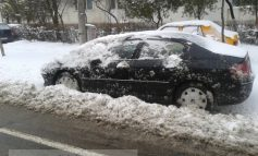 Și cică să îți mai lași mașina parcată la stradă