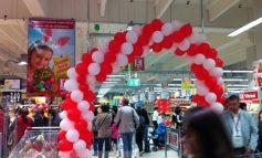 Kaufland – un supermarket îngrămădit