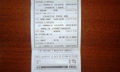 Bilet la pariuri pus la plesneală