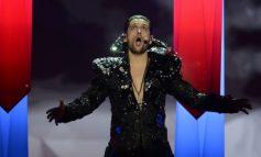 Cezar Ouatu, sanchi, The Voice, s-a clasat cu noroc pe locul 13 la Eurovision (video)