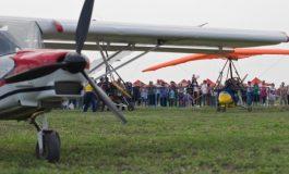 Miting aviatic terminat în coadă de pește