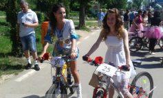 Promenada pitziclistelor din Galați (video)