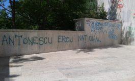 Pînă și amatorii de graffiti au devenit penibili în Galați