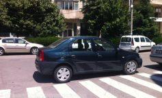 S-a inventat parcarea paralelă cu trecerea de pietoni