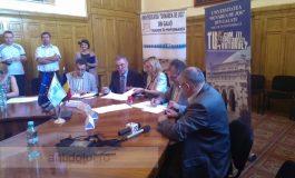 """Universitatea Dunărea de Jos, inițiatoarea Consorțiului """"Arte Moldova"""" (video)"""
