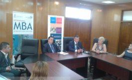 """MRU, la Universitatea Danubius: """"De ce să dea Timișoara bani pentru șomerii din Vaslui?"""""""