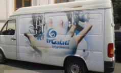 Ce logo mai potrivit putea să aibă TV Galați, dacă nu o mînă întinsă? (foto)