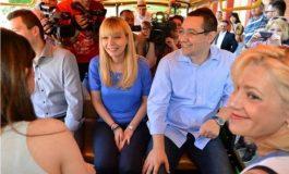 Revenit din concediu, premierul Ponta a început munca dînd liber la bugetari