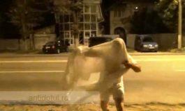 """Cazul """"Fantoma din Galați"""": ce face băutura dintr-un bou retardat (video)"""