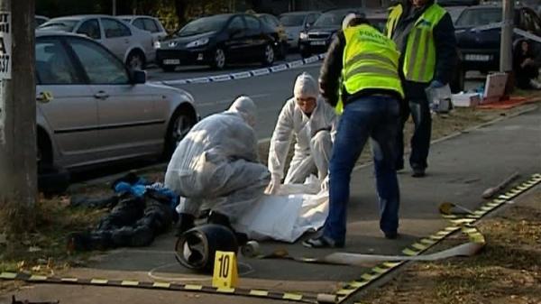A murit cel mai prost motociclist din Galați