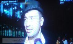 Lucian Bute, ca un țăran pe Arena Națională: cu pălăria trasă pe-o ureche! (foto)
