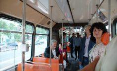 Cu tramvaiul să ne plimbăm, străzile modernizate să admirăm